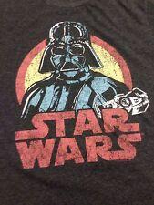 Darth Vader Licensed Star Wars Light Saber Prop T Shirt Tee Black Large