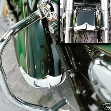 Honda VT 750 Shadow ACE - Chrome Front Fender Tip(s) leading & trailing edges