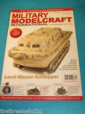 MILITARY MODELCRAFT INT - THE RED BARON - JULY 2009 VOL 13 # 9