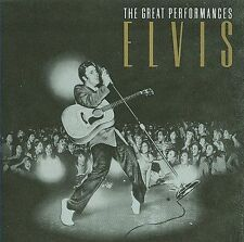 NEW - The Great Performances by Presley, Elvis