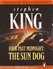 FOUR PAST MIDNIGHT: THE SUN DOG - Stephen King (Penguin Cassette Audio Book)