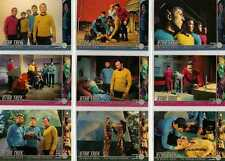 Star Trek TOS Season 3 Full 72 Card Base Set of Trading Cards from SkyBox