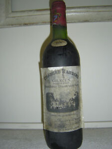 CHATEAU BARDENS 1979  GRAVES ROUGE