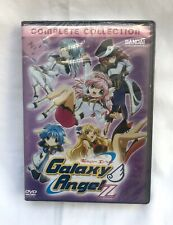 Galaxy Angel Z - Complete Collection (DVD, 2006, 3-Disc Set)