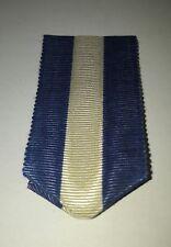 Ruban moiré pour Ordre de Nichan-El-Anouar, Empire colonial, Djibouti