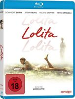 LOLITA [Blu-ray] (1997) Dominique Swain, Jeremy Irons Region Free Import Movie