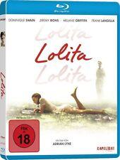 LOLITA [Blu-ray] (1997) Dominique Swain, Jeremy Irons Region Free Import Movie