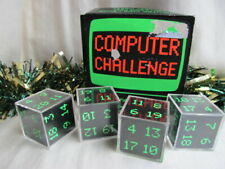 Vintage Classic Retro Gaming 3D Puzzle Game Computer Challenge Boxed
