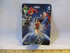 "DC Comics Wonder Woman Figurine Stand Action Justice PVC Figure 2"" Cake Topper"