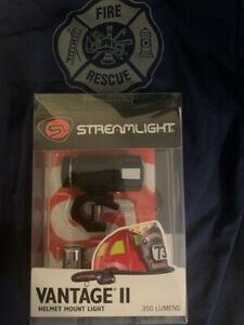 NEW  Streamlight 69331 Vantage II Fire Helmet Light