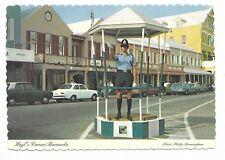 BERMUDA Weyl's Corner, Police, Automobiles