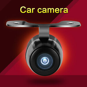 Wide Angle Reversing Parking Security Car Rear Front View Camera Waterproof