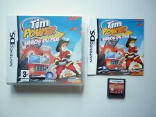 Tim Power Héros du feu Jeu Vidéo Nintendo DS