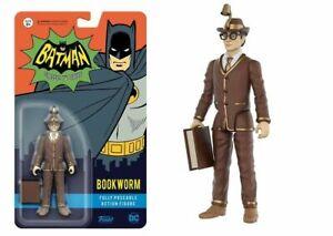 FUNKO Batman Classic TV Series 1966 Bookworm Action Figure [FUN13912] GIFT IDEA