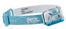NEW PETZL TIKKA HYBRID CONCEPT HEADLAMP WATER RESISTANT CAMPING TREKKING BLUE