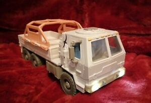 """Jurassic World Off-Road Rescue Rig Electronic Lights & Sounds Truck 12"""" WORKING"""