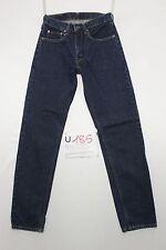 Levi's 611 jeans Boy friends usato (Cod.U185) Tg.43 W29 L32 vintage Uomo