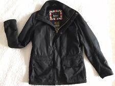 Men's Barbour International wax jacket small