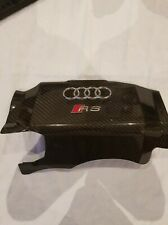 Audi RS4 B7 Carbon Fiber Engine Cover