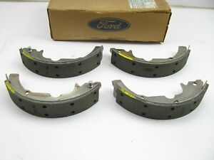 New OEM Ford F1SZ-2200-A Rear Brake Shoes For 91-97 Thunderbird, Cougar