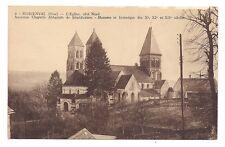 MORIENVAL  l'église coté nord