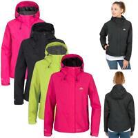 Ladies Trespass Miyake 5000 mm Waterproof Windproof Walking Hiking Rain Jacket