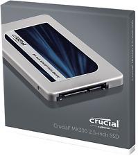 Crucial MX300 2 TB SATA 2.5 Inch Internal Solid State Drive SSD CT2050MX300SSD1