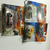 Lot of 3 Packages of hot wheels Nascar Racing 99, 12, 36