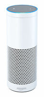 Amazon Echo 2-way Smart Wireless Speaker - White
