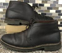 Alden New England 12722 Chukka Boot Dark Brown Leather Goodyear Mens Size 11 B/D