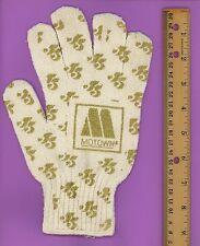 Michael Jackson/Jackson Five White Glove! Unused 1984 Motown Promotional Item!