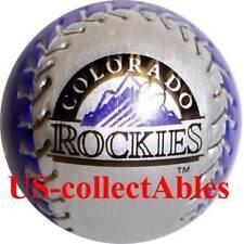 MLB Colorado Rockies Baseball Keychain Rare Unique Sports Collectibles Souvenirs