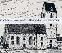 Köndringen : Alte Kirche - um 1950 - selten  N 11-9