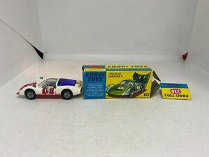 Corgi Toys 330 Porsche Carrera 6 Boxed