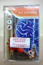 99Posse Corto Circuito  Musicassetta  Nuova Sigillata