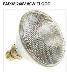 Osram par 38 80watt ES E27 Screw Floodlight Bulb
