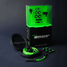 Razer Hammerhead Pro In-Ear Earphone Headphone Earbuds PC Laptop Gaming Headset@