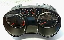 AUDI A3 INSTRUMENT CLUSTER A2C53080296 SPEEDOMETER MPH 8P0920980T