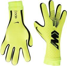 Nike Mercurial Toque Elite Pro Guante,Unisex Fútbol - Adulto Yellow / Negro GB