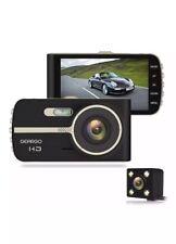 Dash Cam, GEARGO Dashboard Camera Full HD 1080P On-Dash Car Video Recorder 4 Inh