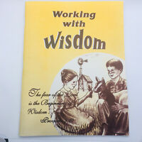 Working with Wisdom by Martin, Mildred A Book The Fast Free Shipping