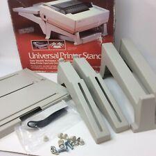 Curtis Universal Dot Matrix Printer Stand PS-1 Vintage