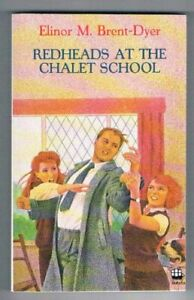 Redheads at the Chalet School by Brent-Dyer, Elinor M. Paperback Book The Cheap