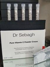 Dr Sebagh Pure Vitamin C Powder Cream X5  for Glowing Complexion BNIB