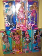 7 Fashionistas Barbie Dolls KEN TERESA CHRISTIE swap blonde African American