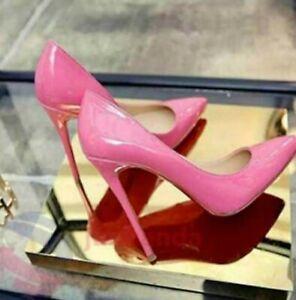 Designer Sexy Luxus Damenschuhe Elegant Pumps High Heels Gr.44, neuwertig
