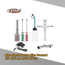 HSP 80141 Nitro Starter Kit for HSP RedCat Nitro Powered 1/10 RC Car P7V7