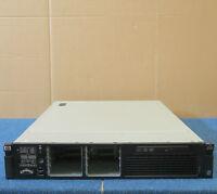 HP Proliant DL380 G6 2 x Intel 6-Core XEON 48GB Ram 4 x 146Gb 2U Rack Server