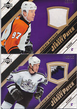 05-06 Upper Deck Jeremy Roenick /15 UD Game PATCH Flyers 2005