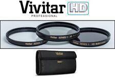 New 3PC HD Filter Kit (UV + Polarizer + FLD) For Olympus E-PL2 EPL2 E-PL3 EPL3